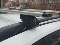Toyota Land Cruiser багажник на крышу в Краснодаре