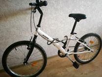 Детский велосипед btwin single 100