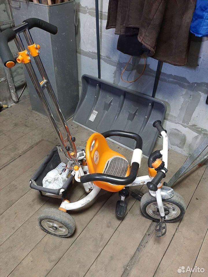 Велосипед трехколесный  89002010049 купить 1