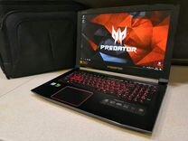 Acer predator i5-7300HQ/GTX1050ti 4gb/8gb ddr4/1tb