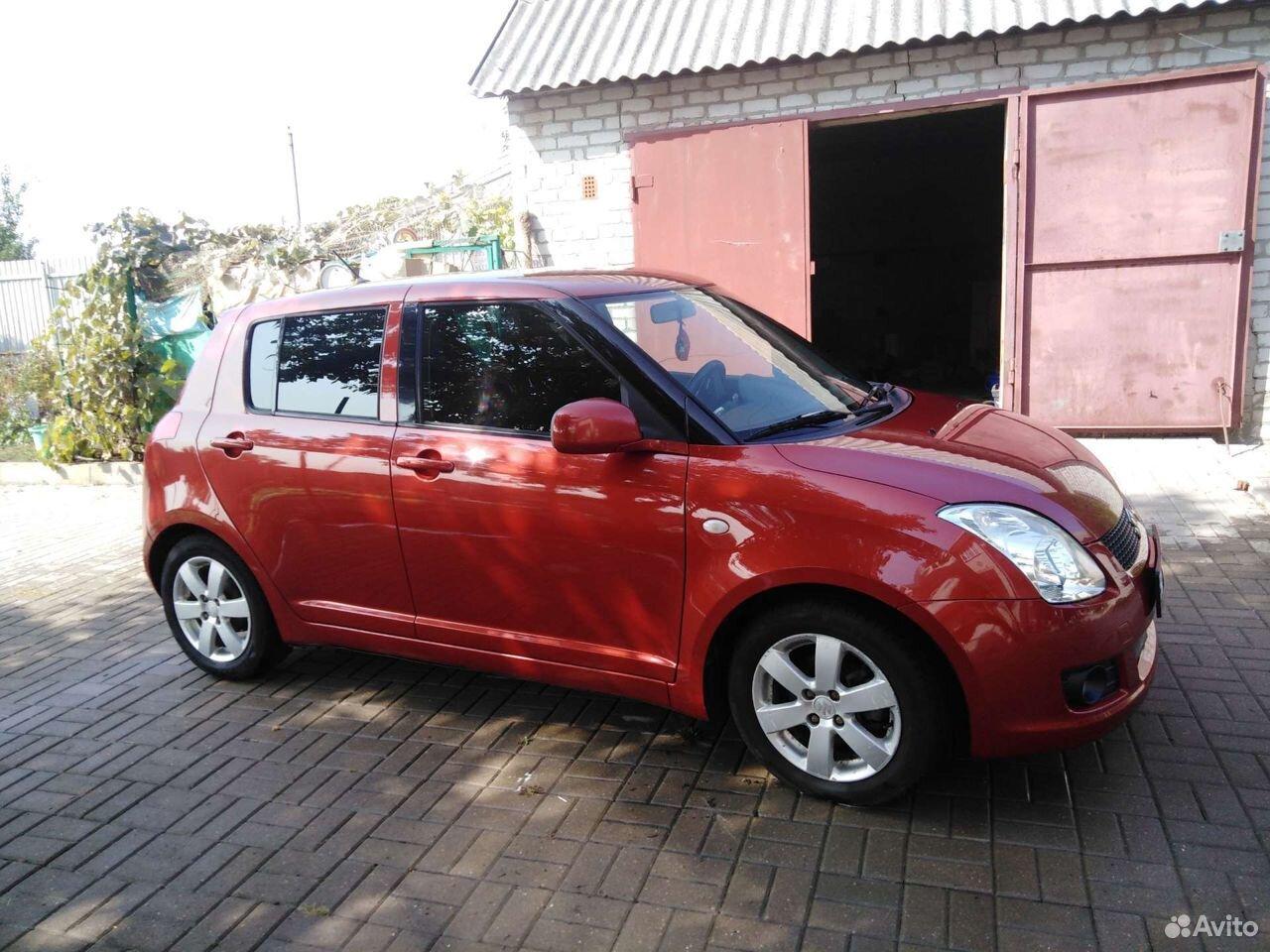 Suzuki Swift, 2007  89606361352 купить 6