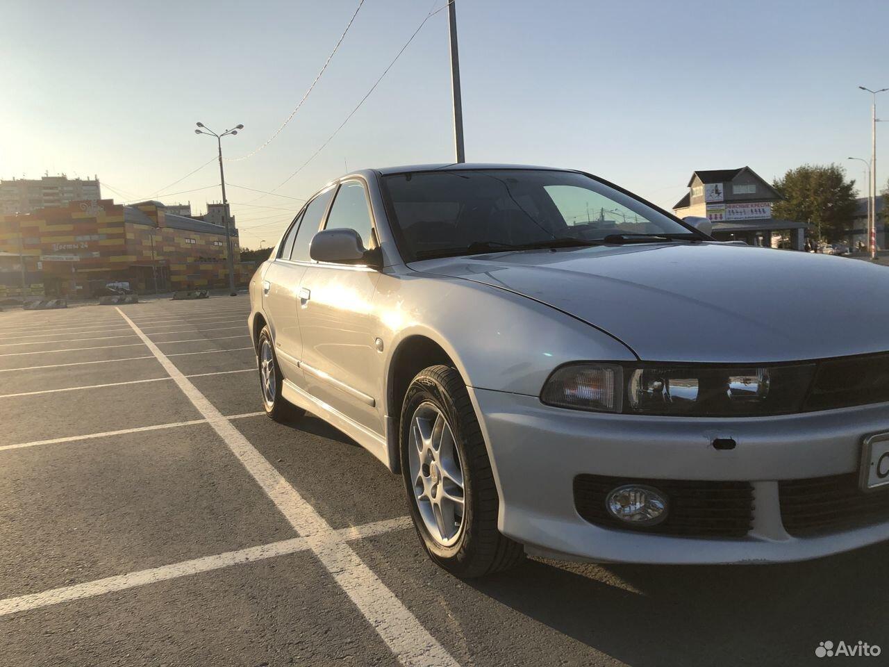 Mitsubishi Galant, 2000  89041647100 купить 3