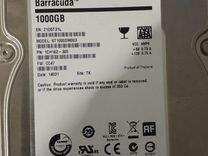 Жесткий диск Seagate Barracuda 1000Gb
