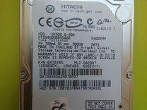 Жёсткий диск 2,5 Hitachi HTS 545050B9SA00 на 500гб — Товары для компьютера в Самаре