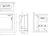 "Панель оператора Siemens simatic TP 900 Comfort 9"""