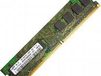 Память ddr2-1gb PC2-6400 самсунг