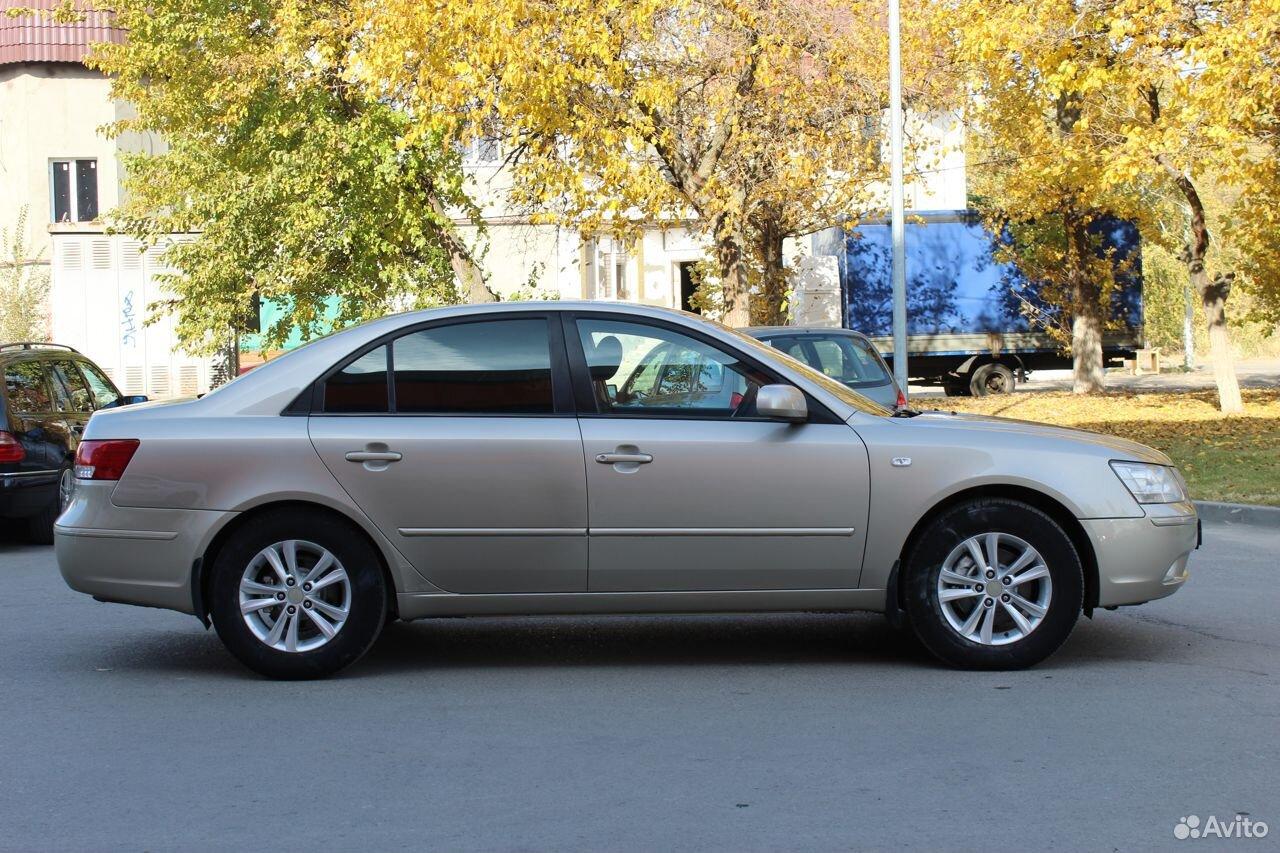 Hyundai Sonata, 2008  89195434917 купить 7