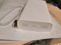 Xiaomi портативная батарея 20000 ампер