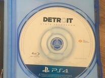Detroit Стать человеком