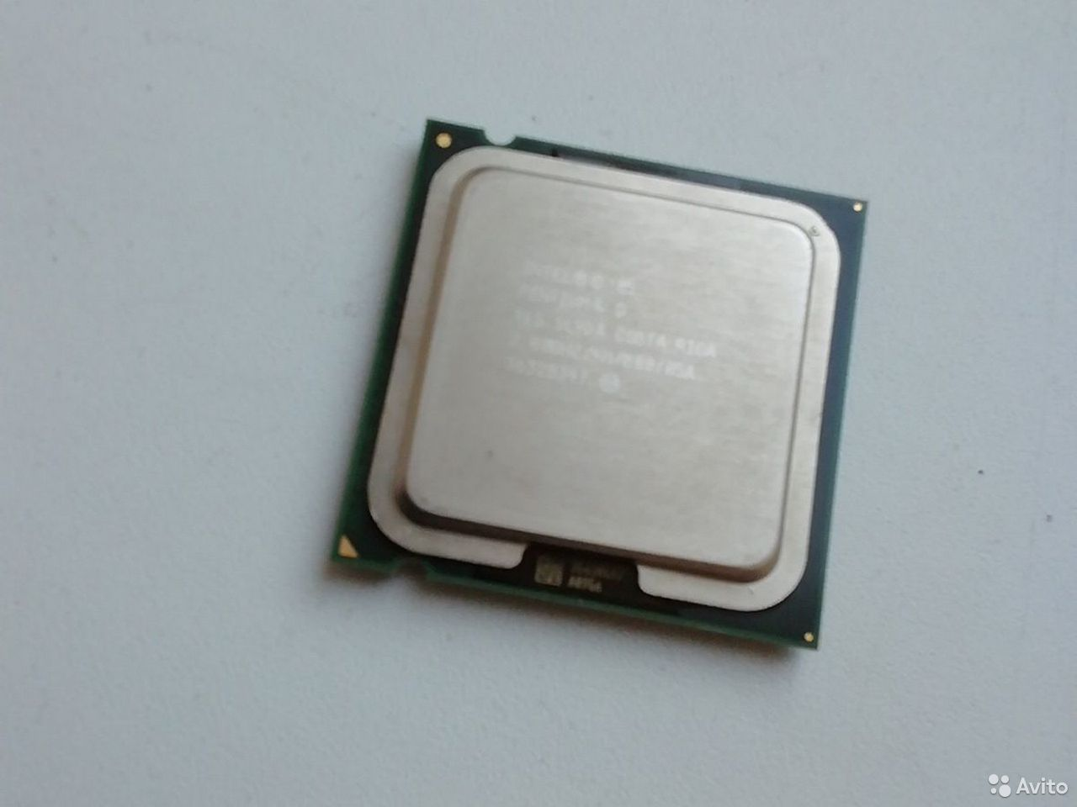 Pentium D 915 2 ядра по 2.8 ghz, LGA775