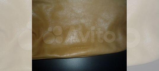 0d368b912ada Женская кожаная сумка Dissona купить в Тюменской области на Avito —  Объявления на сайте Авито
