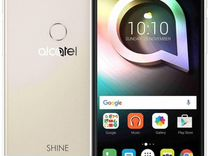 Смартфон Alcatel Shine Lite 5080X Gold