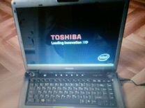Ноутбук Toshiba A300