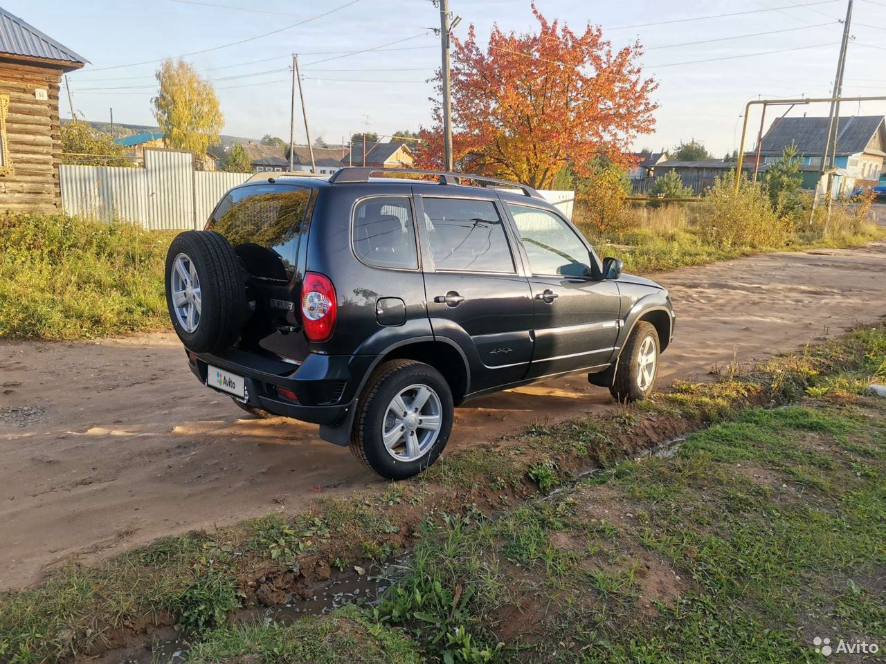 Chevrolet Niva, 2014  89090551288 купить 5