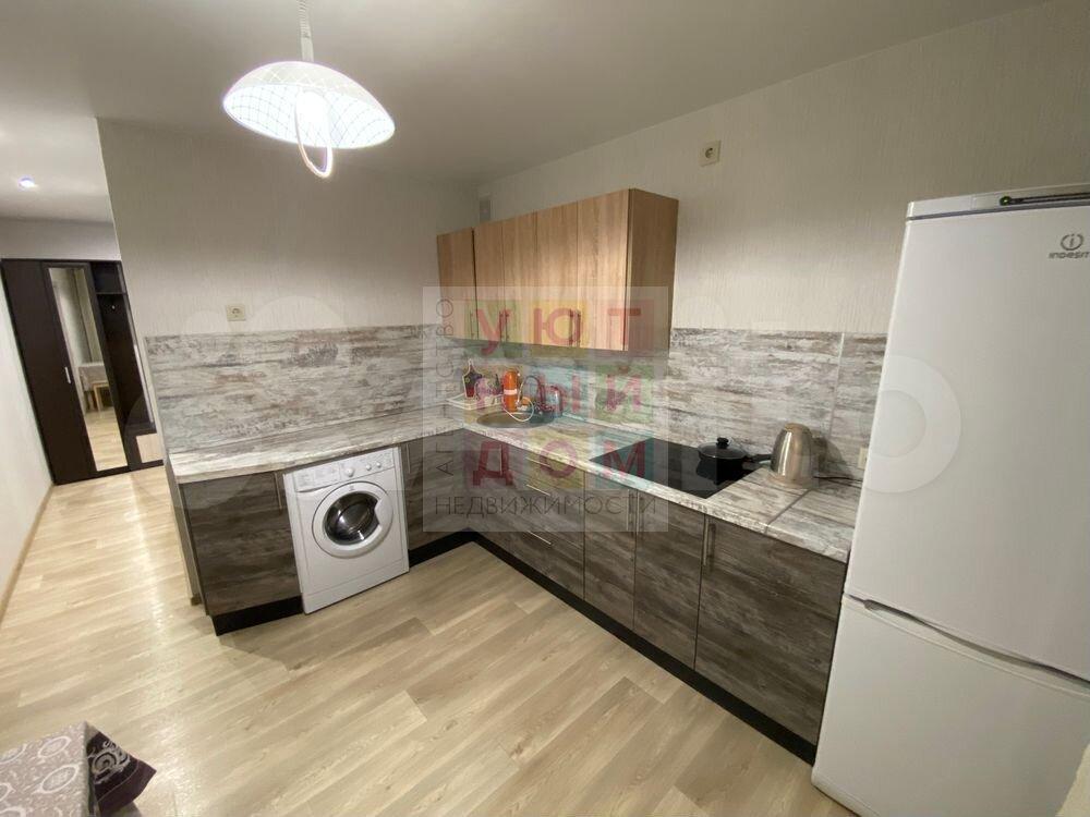 1-room apartment, 37 m2, 1/5 floor