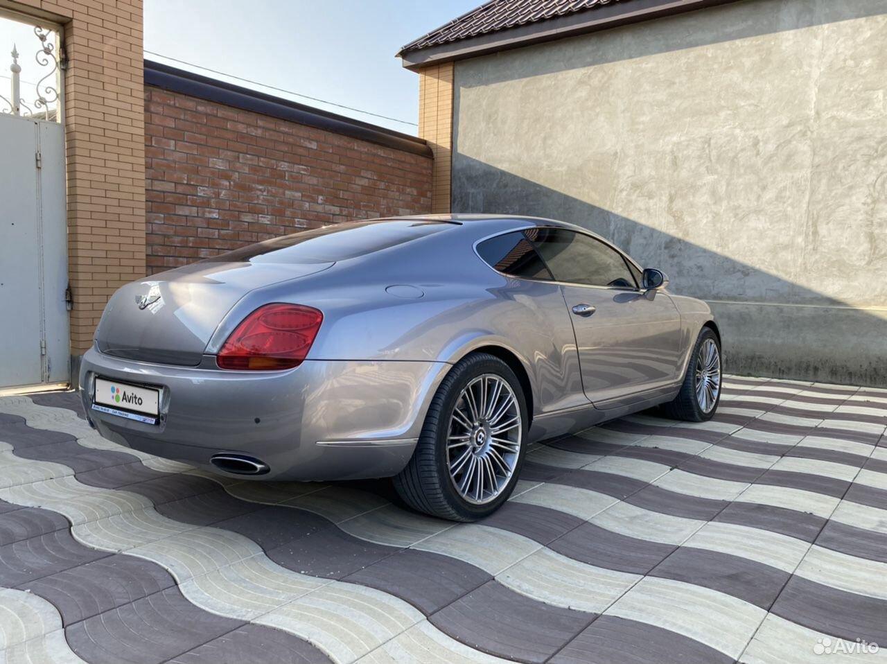 Bentley Continental GT, 2004  89063810237 купить 1