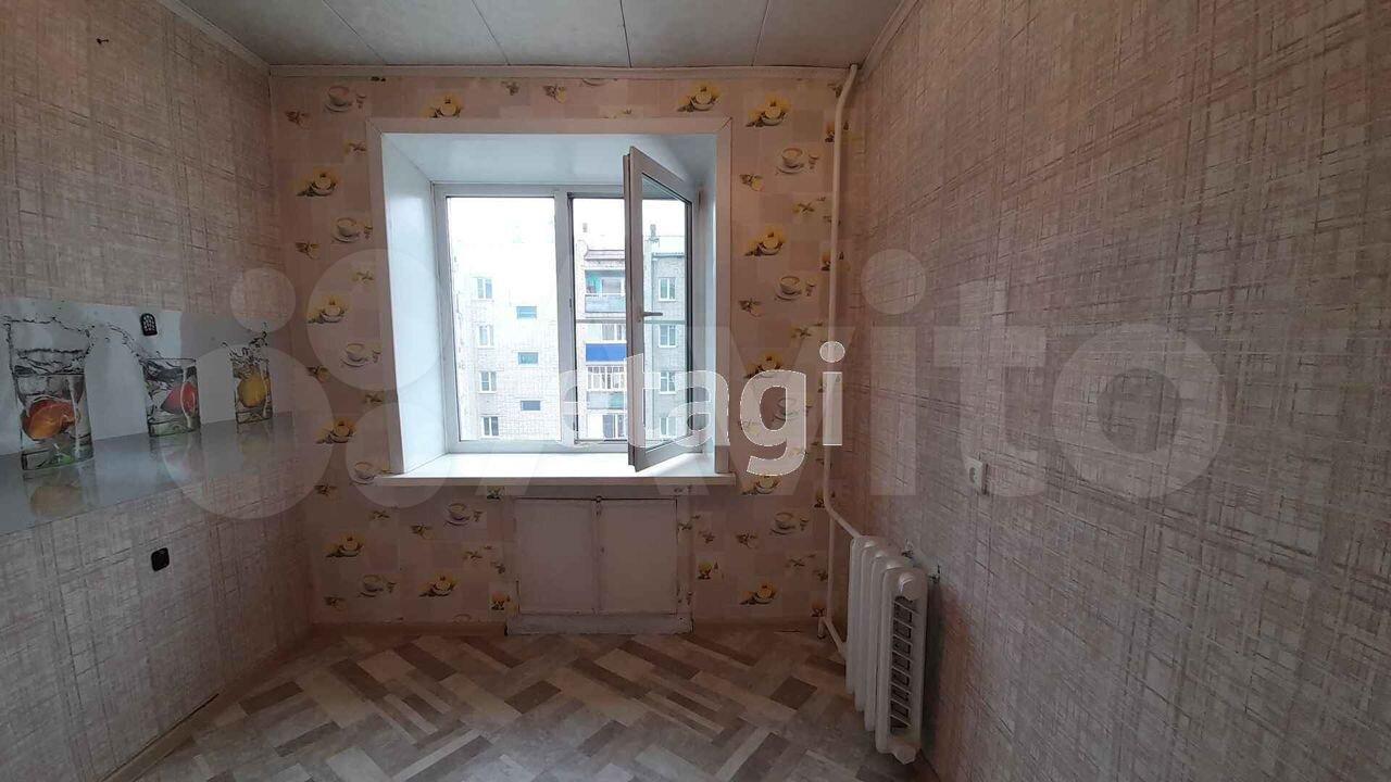 1-к квартира, 30.9 м², 3/5 эт.