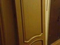 Дверь массив дуба шпон