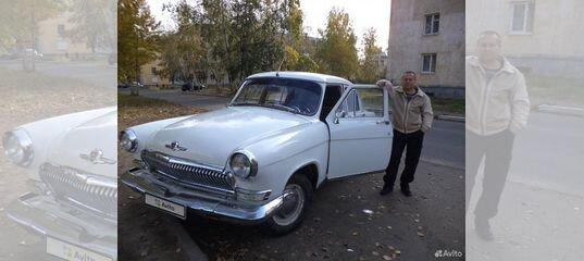 ГАЗ 21 Волга, 1969 купить в Иркутской области   Автомобили   Авито