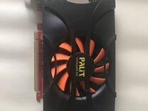 Видеокарта GTX 460 2GB