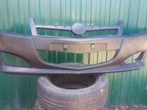 Новый передний бампер geeli мк(08)