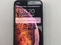 iPhone X 64 рст Black