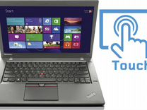 "Сенсорный Lenovo T450 14"" HD+ i5-5300u 8Gb SSD 180"