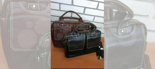 Мужская сумка из натуральной кожи новая купить в Санкт-Петербурге с доставкой   Личные вещи   Авито