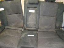 Сиденье заднее (диван) Mazda 3 (BL)