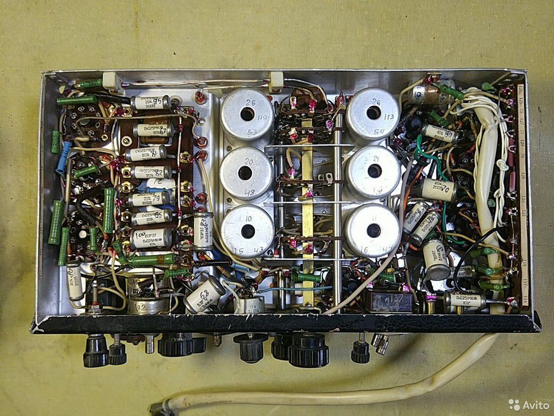 Радиоприемник пр-4П