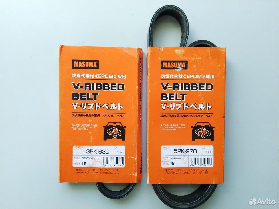 Ремень привода навесного двс 4A-FE  89841731103 купить 1