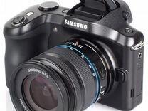 SAMSUNG Galaxy NX(18-55мм) Сумка.16гб.Коробка