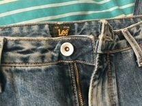 Джинсы Lee Mom Jeans