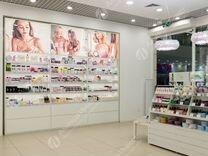 Магазин популярной и современной косметики в трц