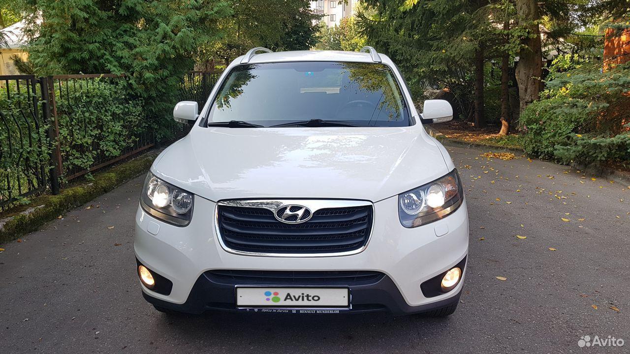Hyundai Santa Fe, 2010  89097956613 купить 10
