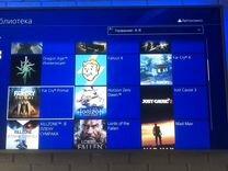PS4 Pro + 45 игр