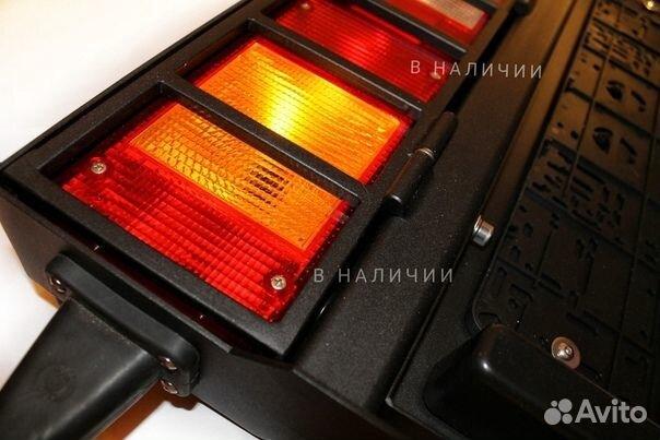 Кронштейны задних фонарей противоподкатный брус  89523983266 купить 7