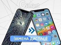 Дисплей iPhone 4 4s 5 5s 6 6s 7 8 Plus X Ремонт