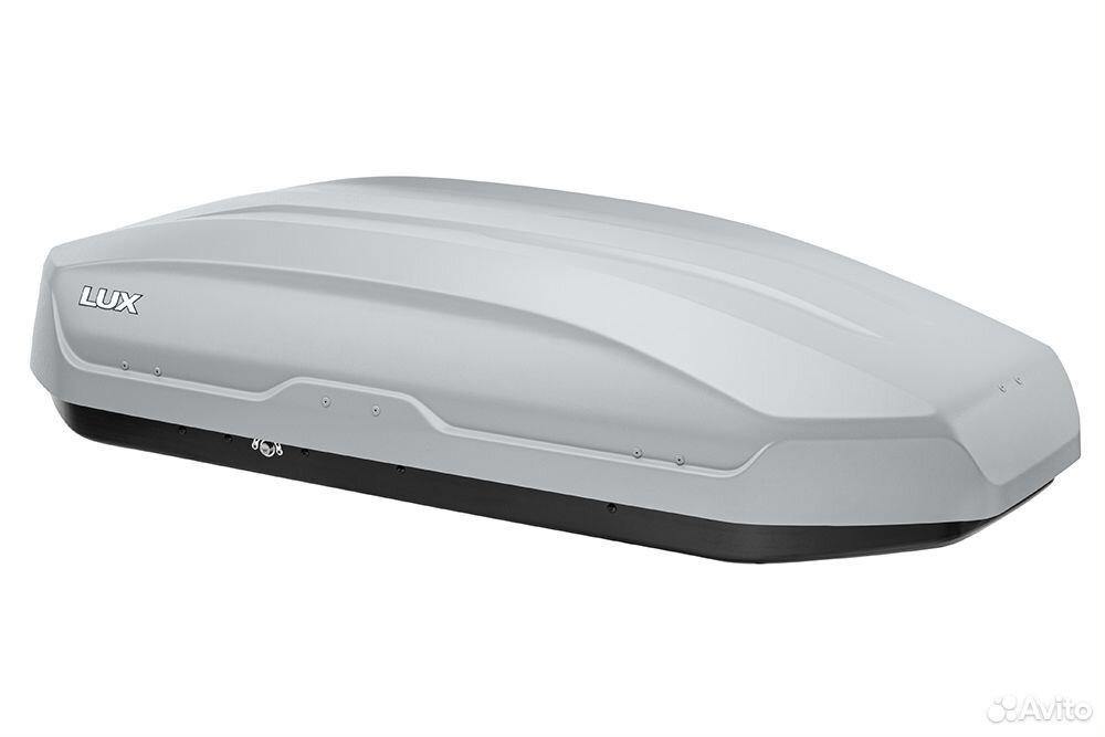 Багажник LUX tavr 175 серый матовый  89143501500 купить 4