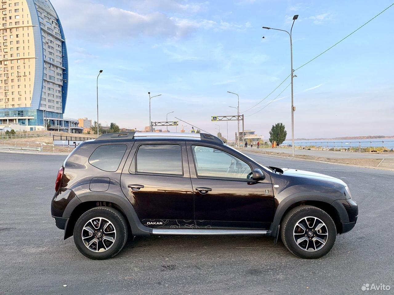 Renault Duster, 2016  89610795153 купить 8