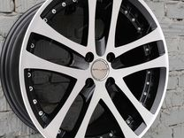 Новые диски рельсы R16 4х98 на Ваз (Vaz)