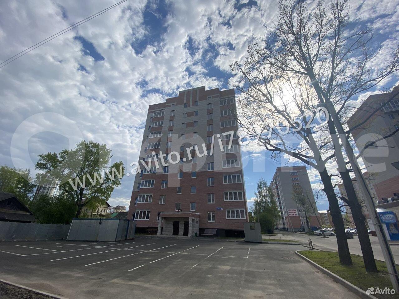 3-к квартира, 79.8 м², 5/9 эт.