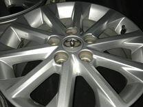 Диски оригинал Toyota Camry V50 R16 5/114,3