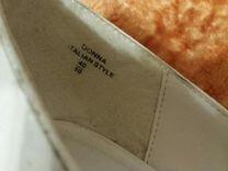 Туфли в дар, белые - 40 р-р, черные 36р — Одежда, обувь, аксессуары в Санкт-Петербурге