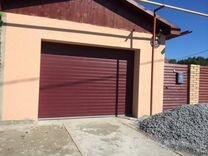 Ворота для гаража 2500х2130