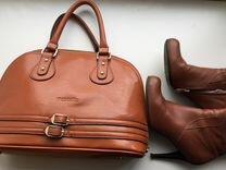 366775e94a5b кожаная сумка Mascotte - Сапоги, туфли, угги - купить женскую обувь ...