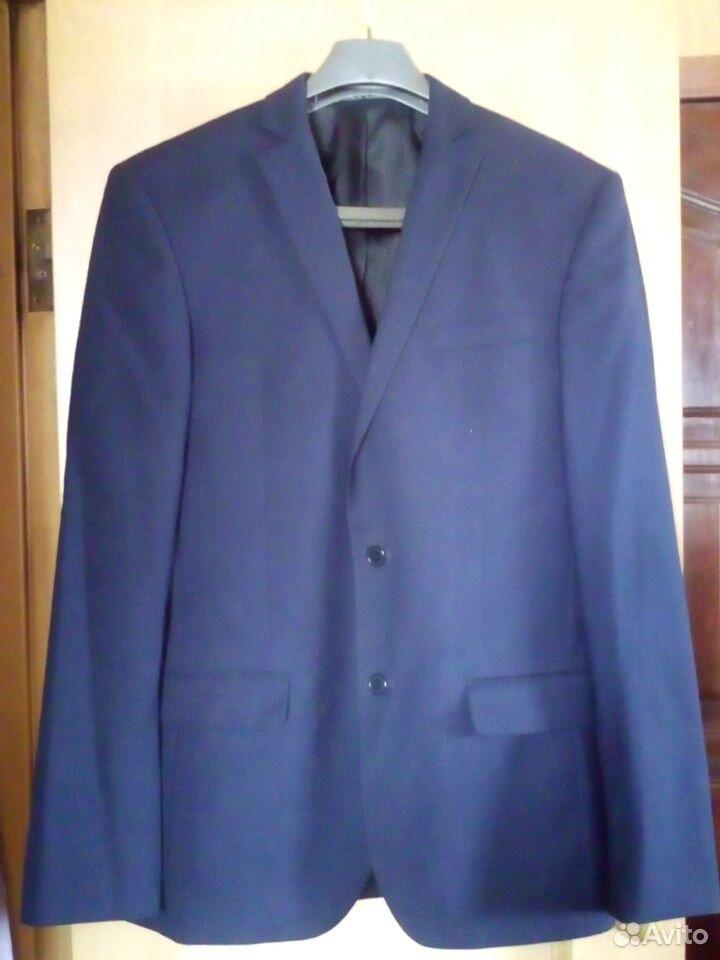 Повседневный деловой костюм Van Cliff Р 50