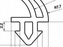 Уплотнитель для пластиковых окон Rehau