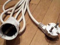 Удлинители электрические 2 шт. Цена за всё