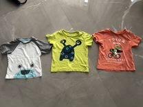 Набор футболок детских